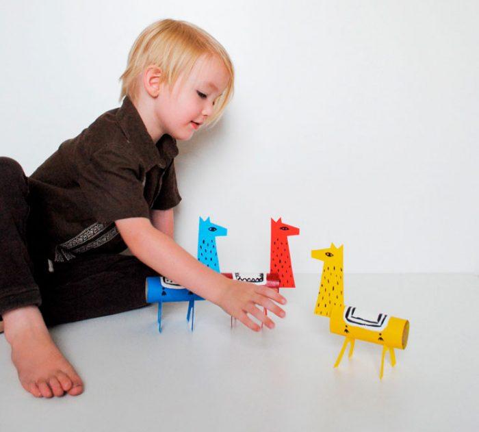 поделки для детей