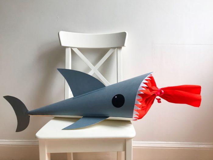 Акула с сюрпризом