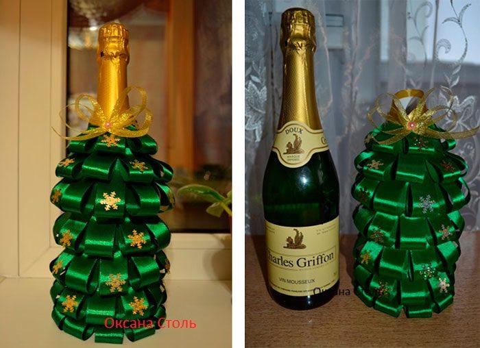 чехол на шампанское мастер-класс