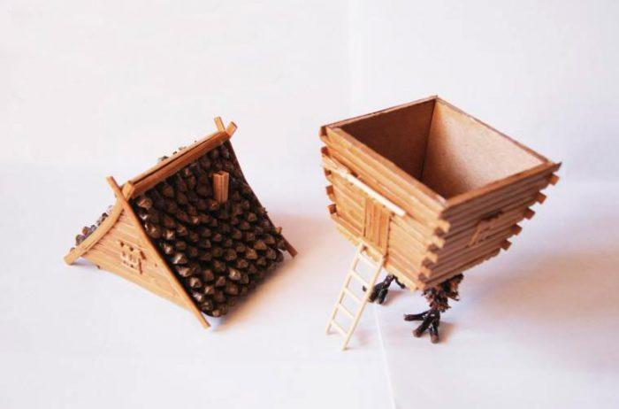 деревянная шкатулка мастер-класс