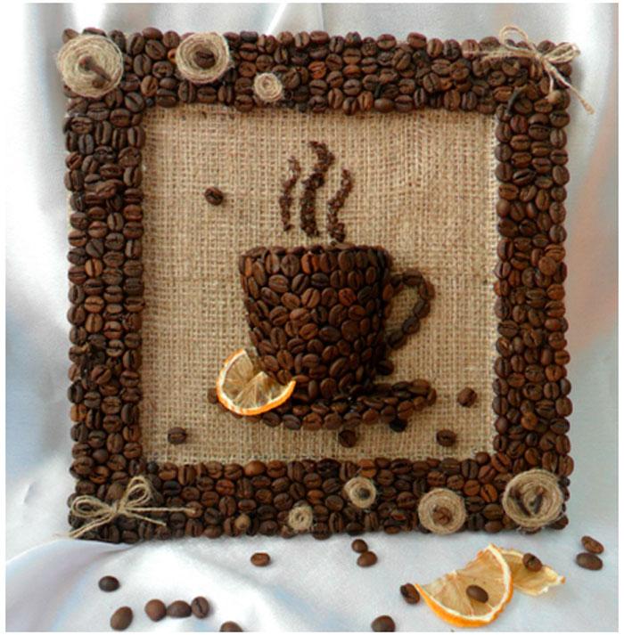 Как сделать кофейный топиарий фото 761