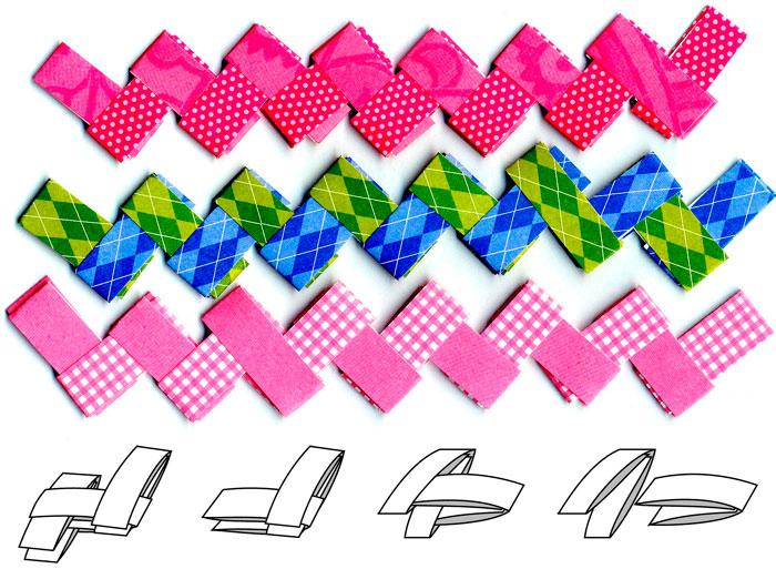 Гирлянды из полосок бумаги своими руками 26